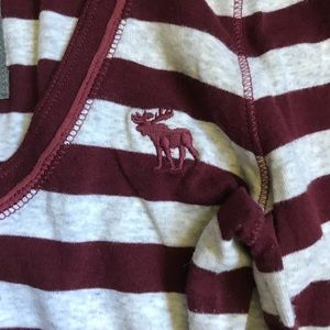 Abercrombie and Fitch long sleeve shirt